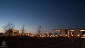 Belichtungskorrektur Unterbelichtung Abend