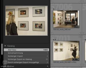 Fotoarchivierung Fotosammlung
